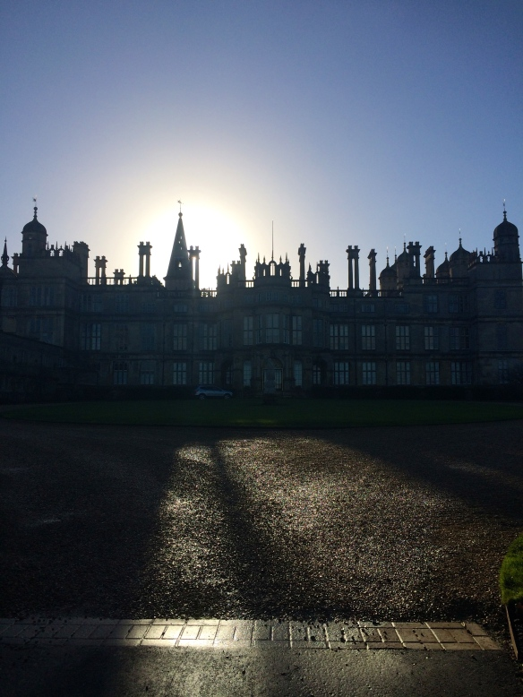 Burghley House | The day we explored a town called Stamford