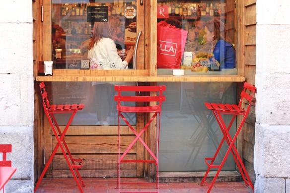 Burgos | Spain Travel Diary, Red Lips + Tortilla Chips